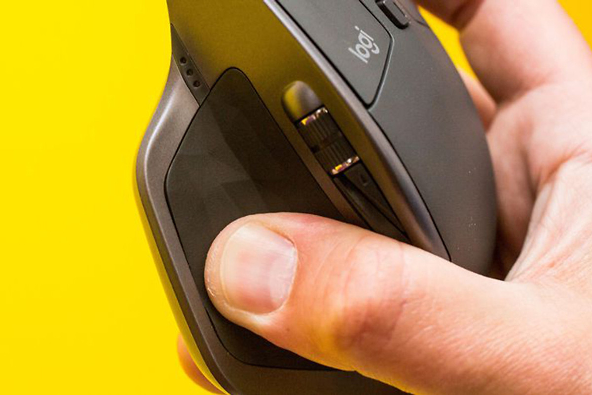 Chuột Không Dây Logitech MX Master 2S Receiver USB - Hàng Chính Hãng | Tiki