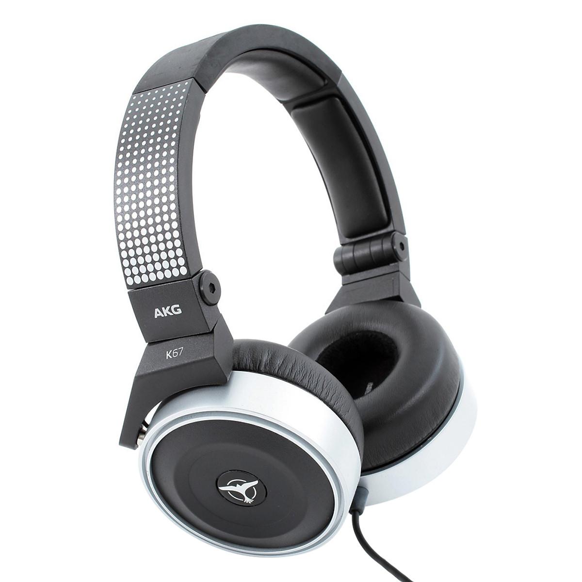 Tai nghe AKG K67 DJ Headphones – Hàng Nhập Khẩu