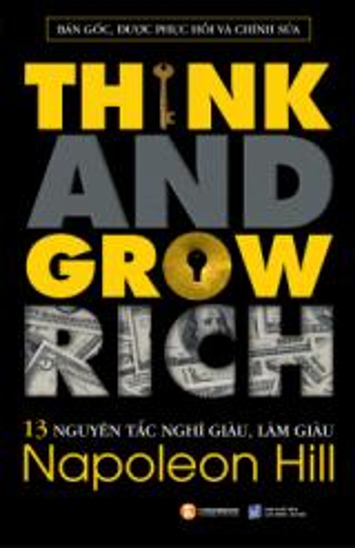 Hình đại diện sản phẩm 13 Nguyên Tắc Nghĩ Giàu Làm Giàu (Think And Grow Rich)