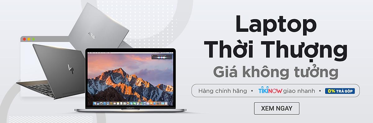 Banner Quảng cáo Laptop Tốt 1