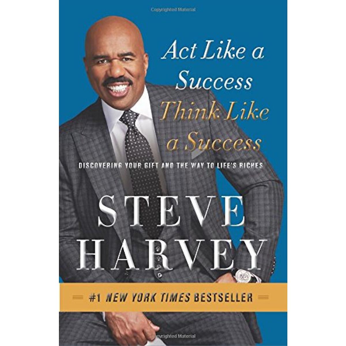 Hình đại diện sản phẩm Act Like a Success Think Like a Success Discov