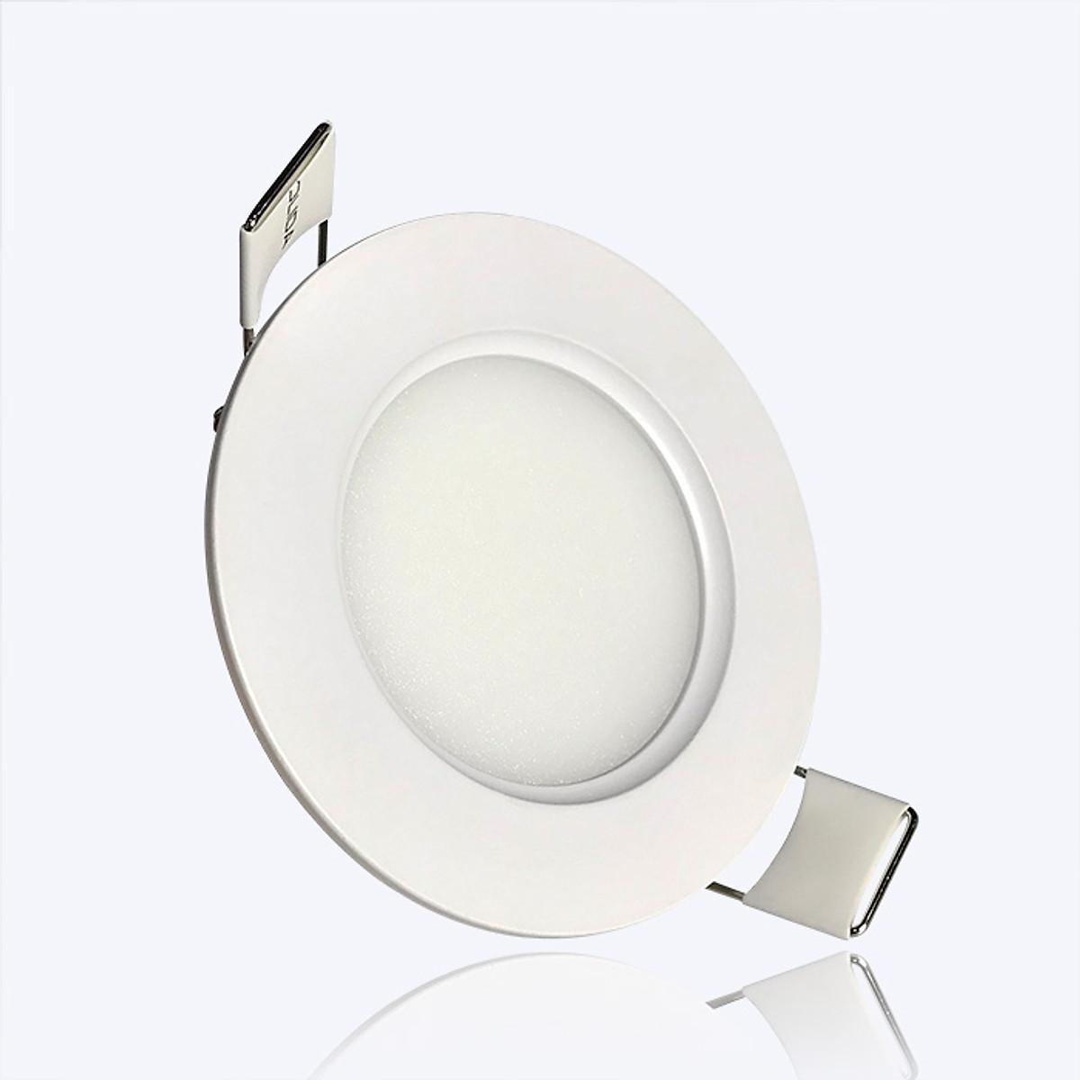 Đèn LED âm trần tròn 3W ENA Vietnam