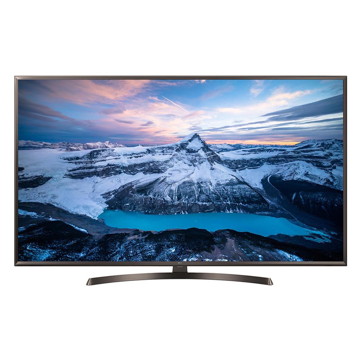 Smart Tivi LG 55 inch 4K UHD 55UK6340PTF - nên mua tivi màn hình 55inch nào