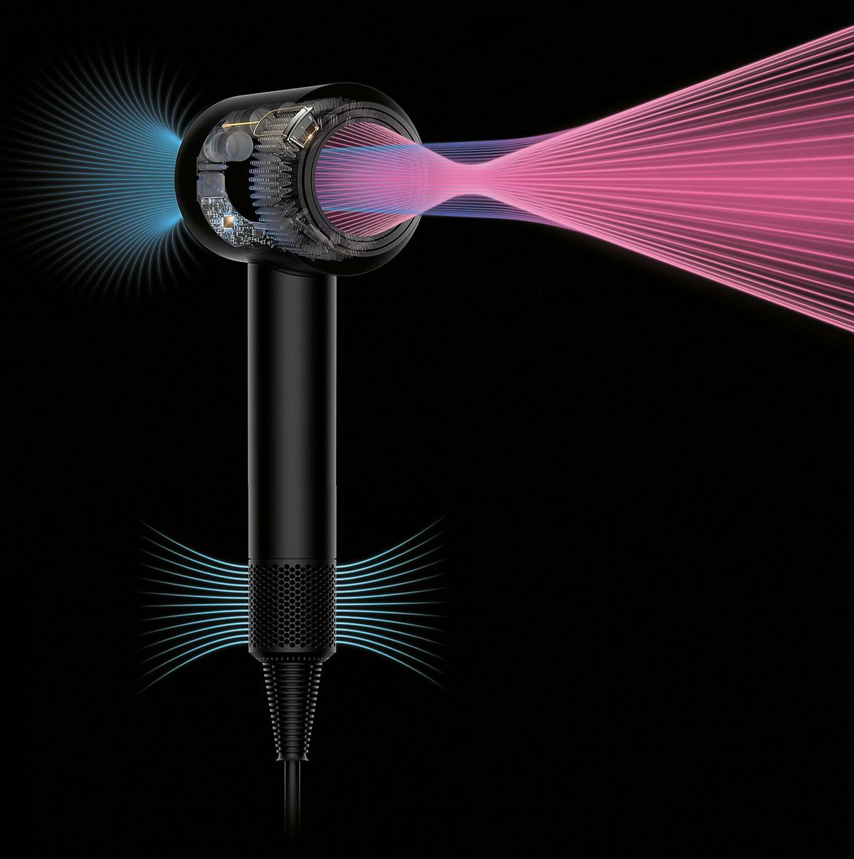 Máy Sấy Tóc Dyson Supersonic Hair Dryer - Hồng