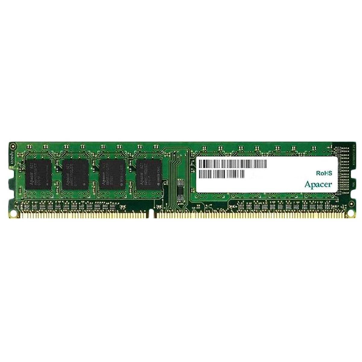 Hình đại diện sản phẩm RAM PC Apacer DDR3 1600 2GB DL.02G2K.HAM - Hàng Chính Hãng