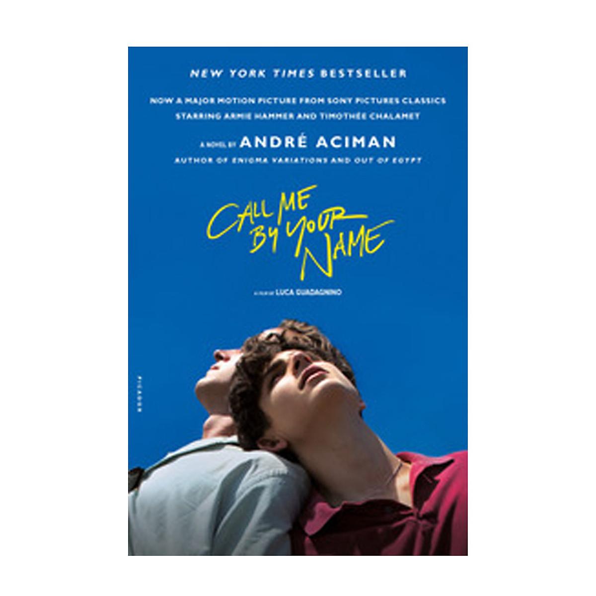 Hình đại diện sản phẩm Call Me By Your Name : A Novel