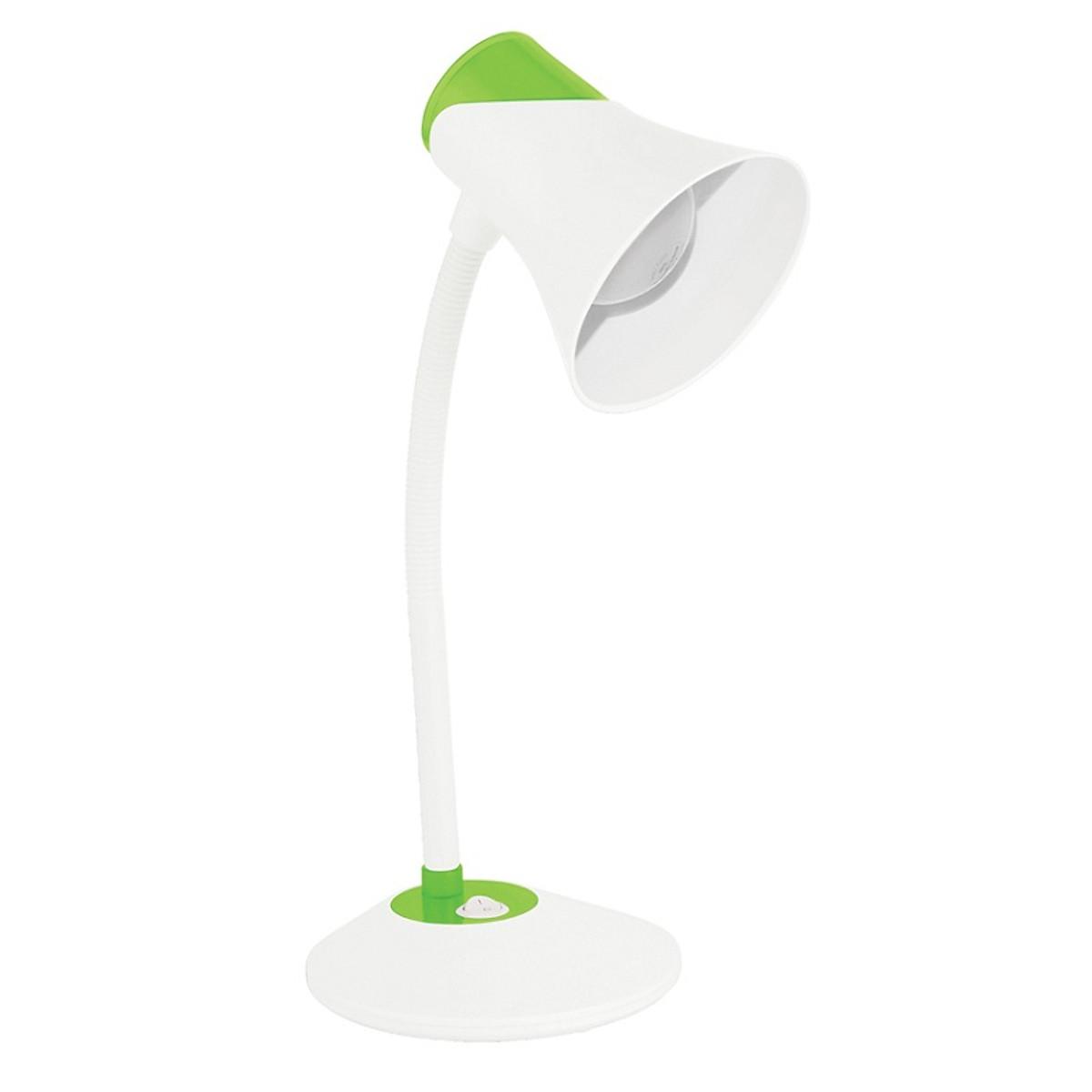 Hình đại diện sản phẩm Đèn bàn bảo vệ thị lực ĐQ chống cận ( ánh sáng trắng , màu xanh lá cây ,kích thước nhỏ gọn phối màu trang nhã