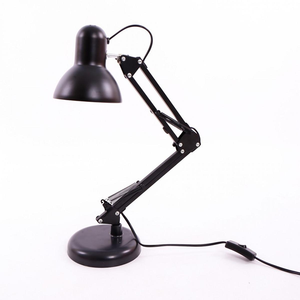 Combo Đèn học để bàn 360 độ - Tặng kèm bóng đèn