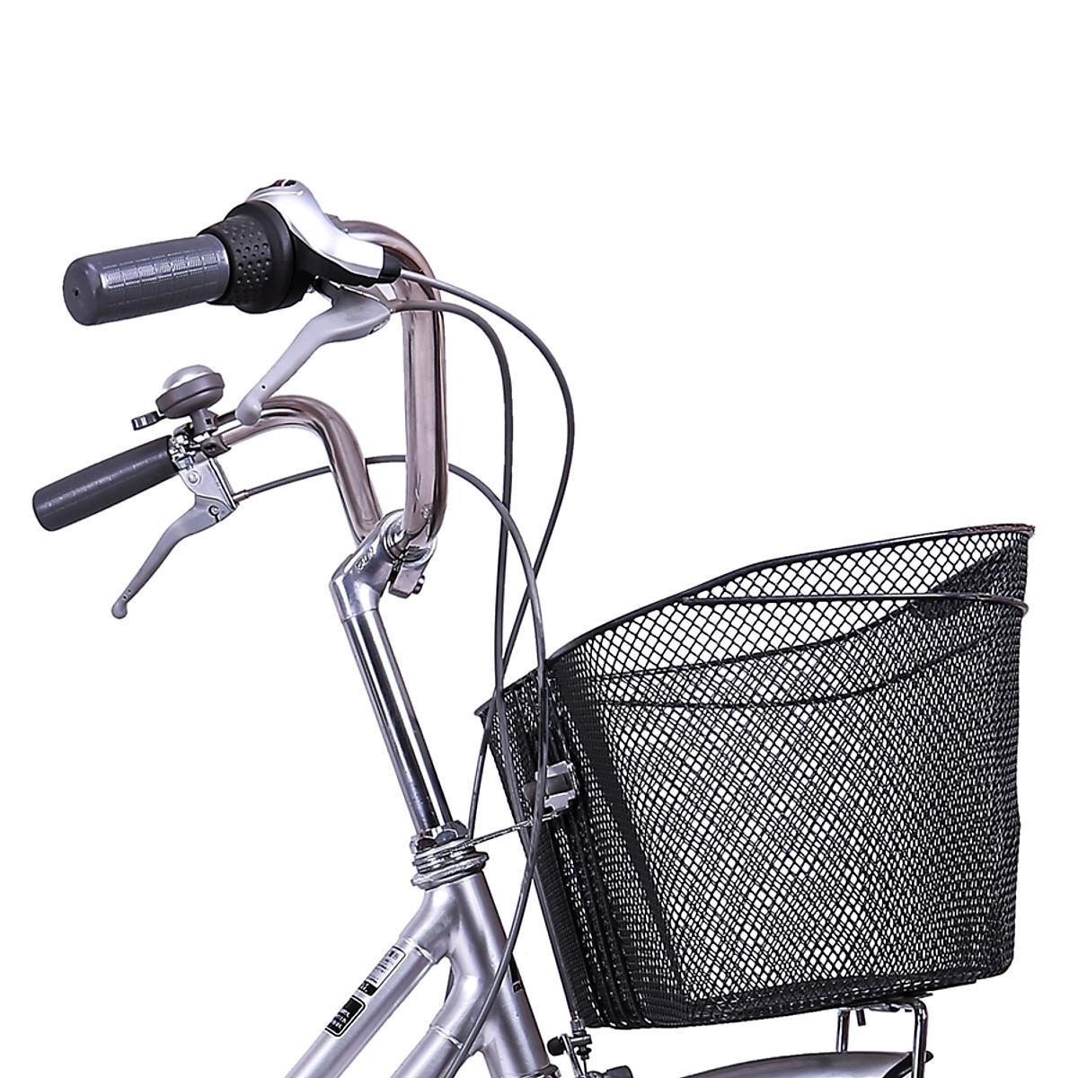 Xe Đạp Nhật Bản Maruishi CAT2611 - Bạc