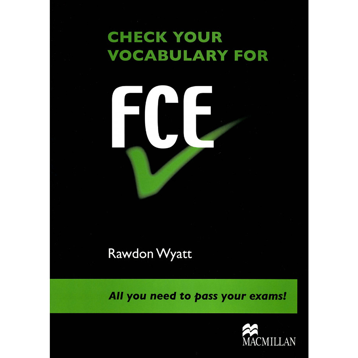 Hình đại diện sản phẩm Check Your Vocabulary for FCE: All You Need to Pass Your Exams! (Check Your Vocabulary Workbooks)