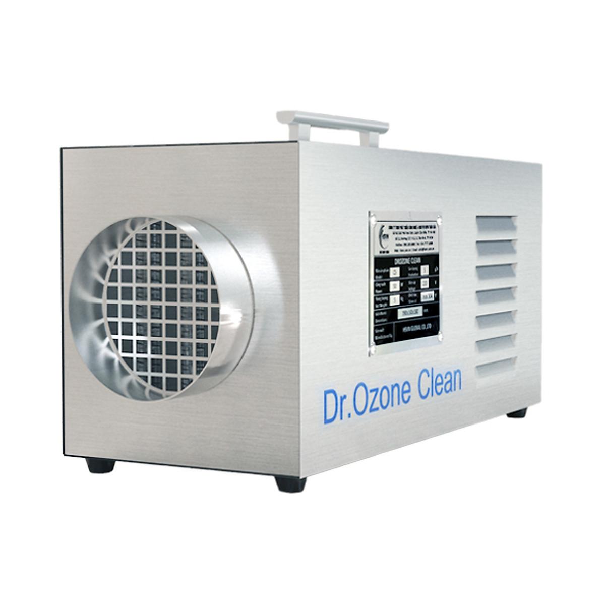 Máy Ozone khử trùng không khí, khử mùi DrOzone Clean C2 - Hàng Chính Hãng