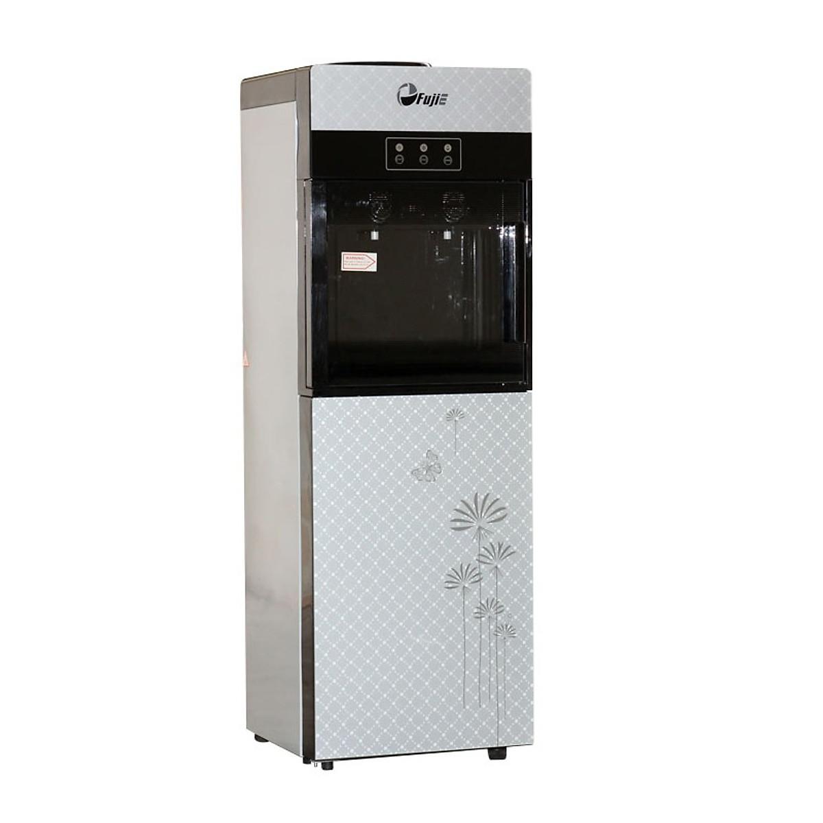 Cây Nước Nóng Lạnh 3 Vòi FUJIE WD1500E - Hàng Chính Hãng   Elecenter Shop