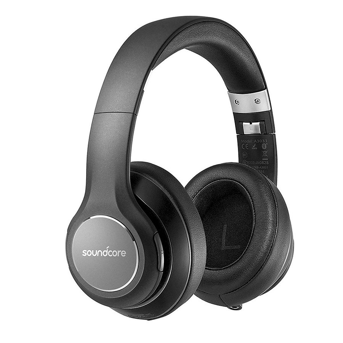 Tai Nghe Bluetooth Chụp Tai Anker Soundcore Vortex Hi-Res - A3031011 - Hàng Chính  Hãng   Tiki Trading