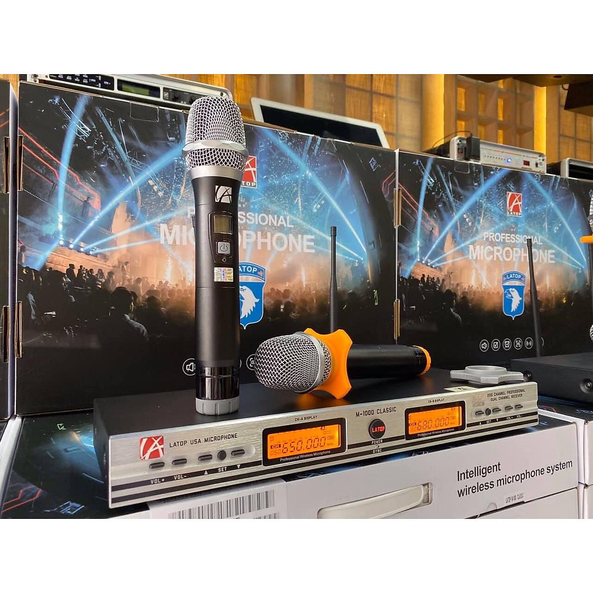 MICRO LATOP M1000 CLASSIC (NEW 2020) - HÀNG CHÍNH HÃNG