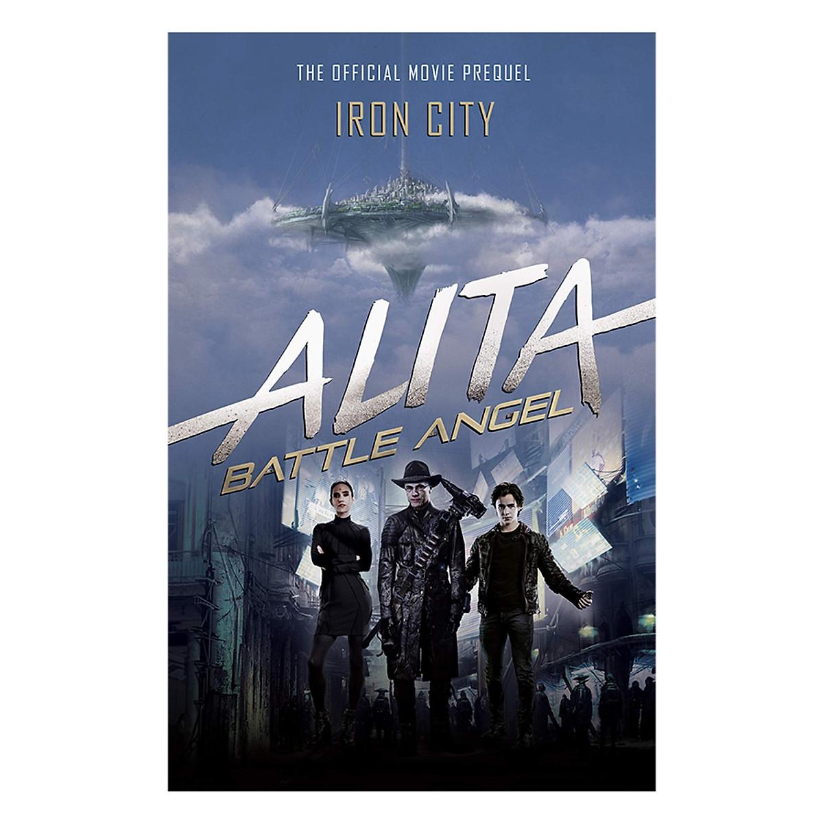 Hình đại diện sản phẩm Alita: Battle Angel – Iron City