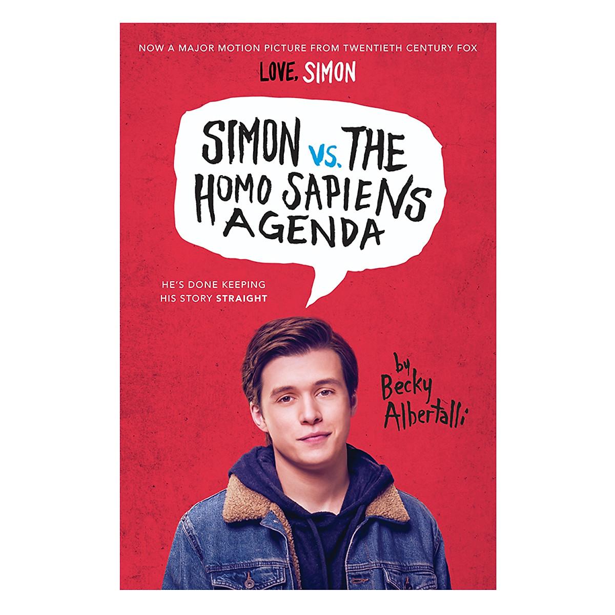 Hình đại diện sản phẩm Simon Vs. The Homo Sapiens Agenda Movie Tie-In Edition