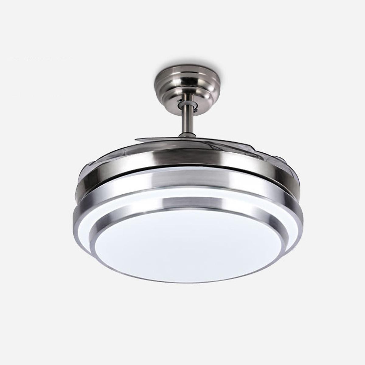 Quạt đèn trần cao cấp có điều khiển TOP192 8