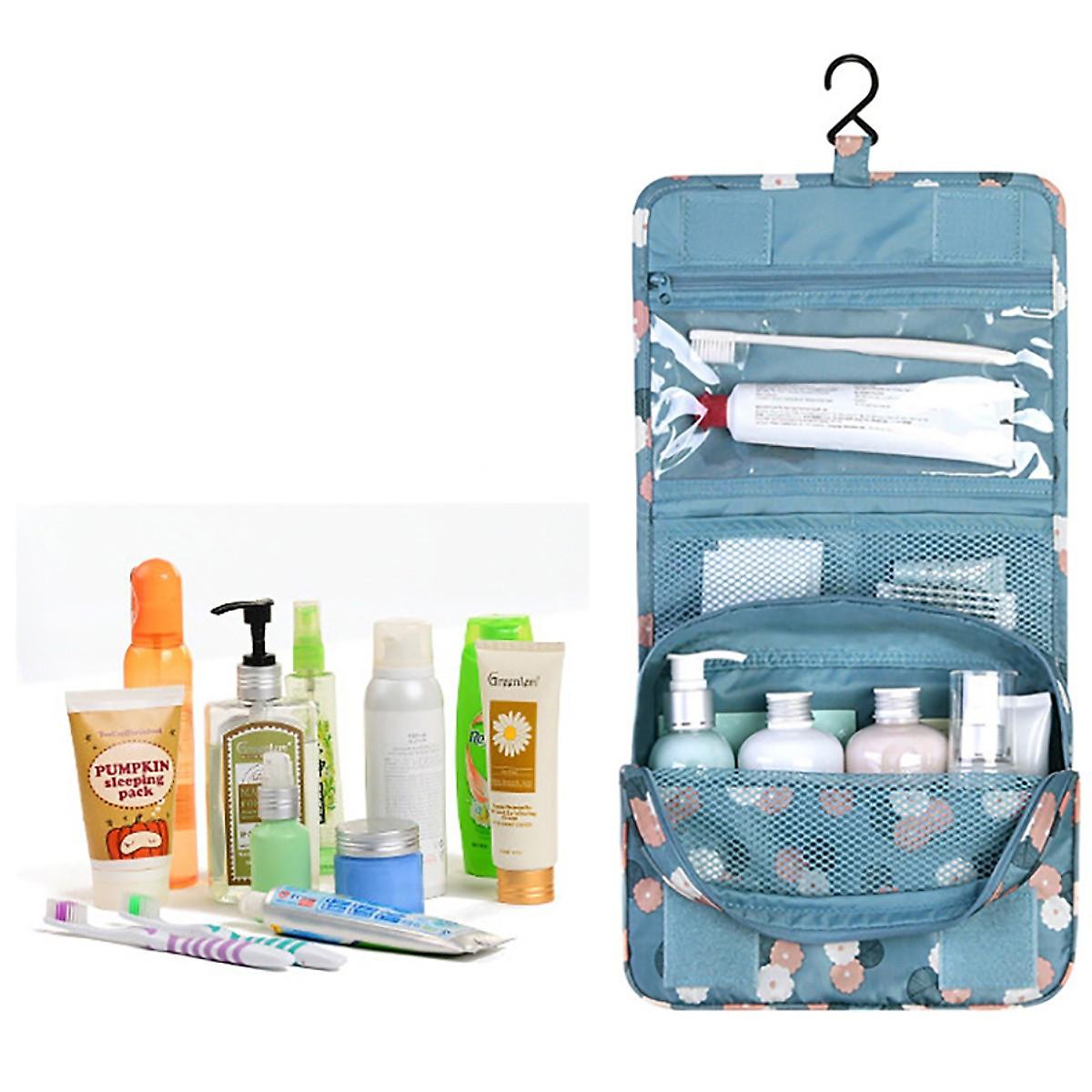 Túi đựng mỹ phẩm, đồ du lịch cá nhân - 3