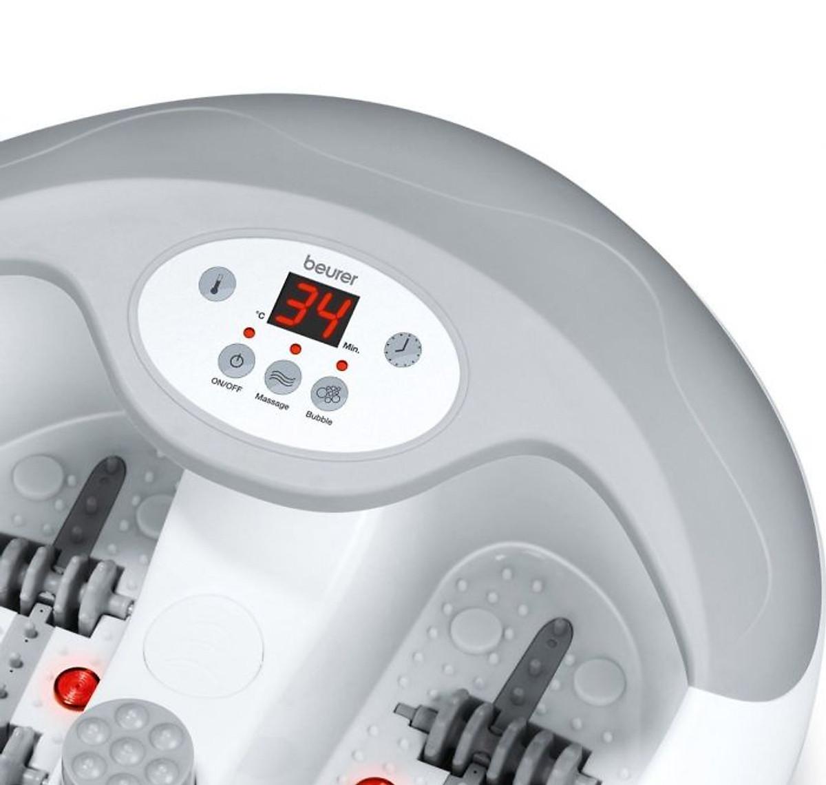Bồn ngâm chân Massage 8 đèn hồng ngoại Beurer FB50 - 3