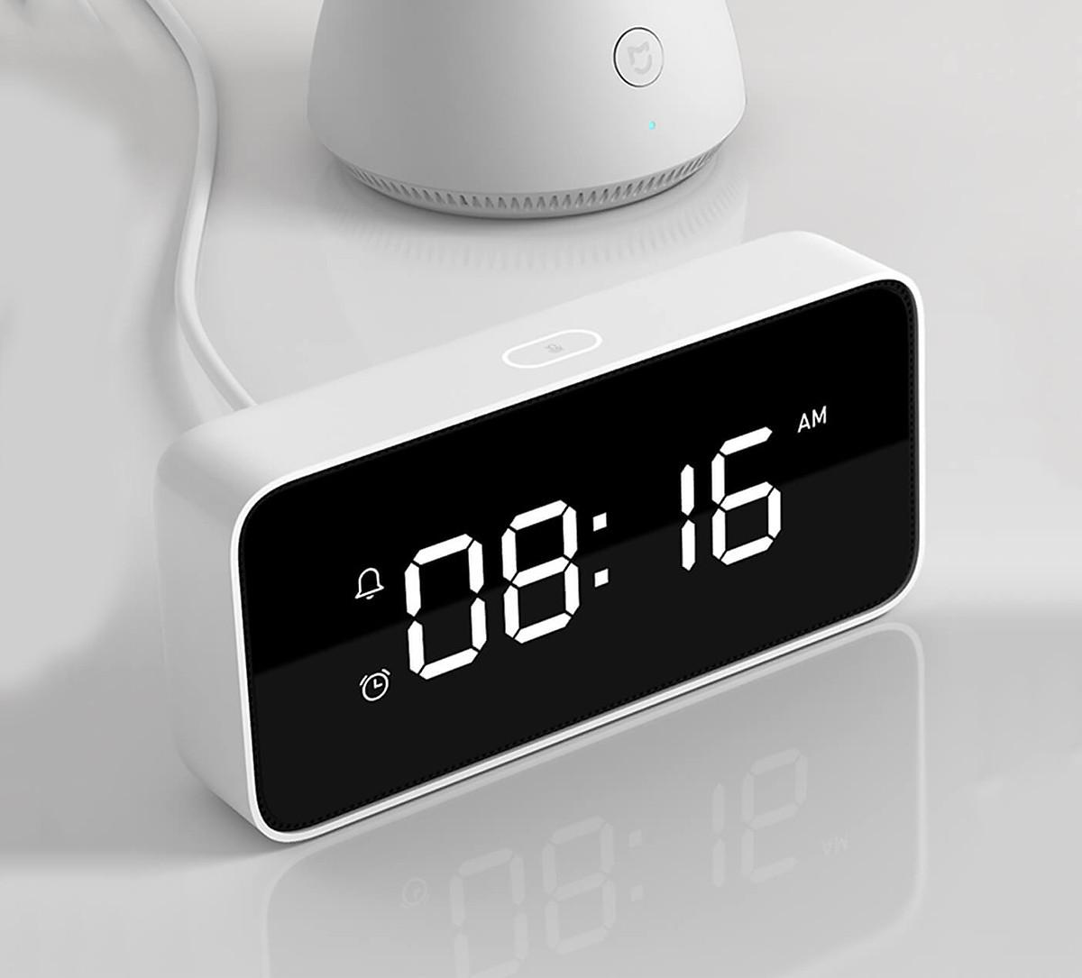 Đồng hồ báo thức thông minh Xiaomi Mijia Xiaoai - 3