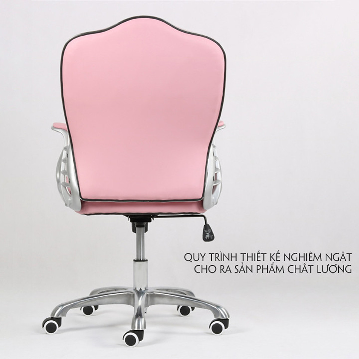 Ghế văn phòng kiểu dáng hiện đại Màu ngẫu nhiên - 3