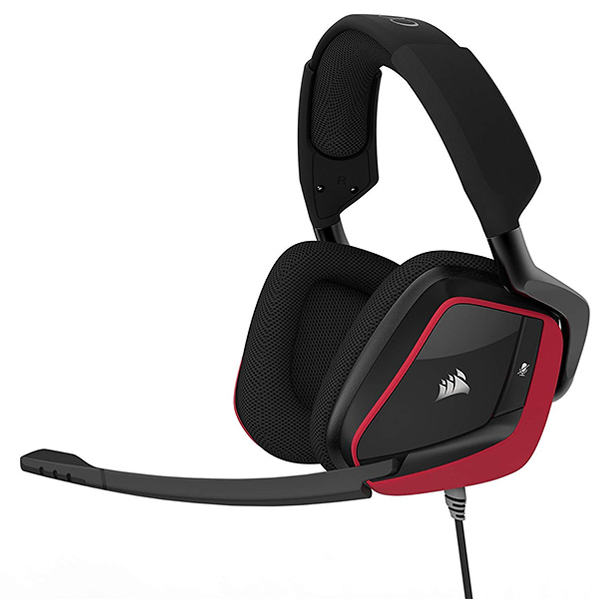 Tai nghe Corsair VOID PRO Surround Red