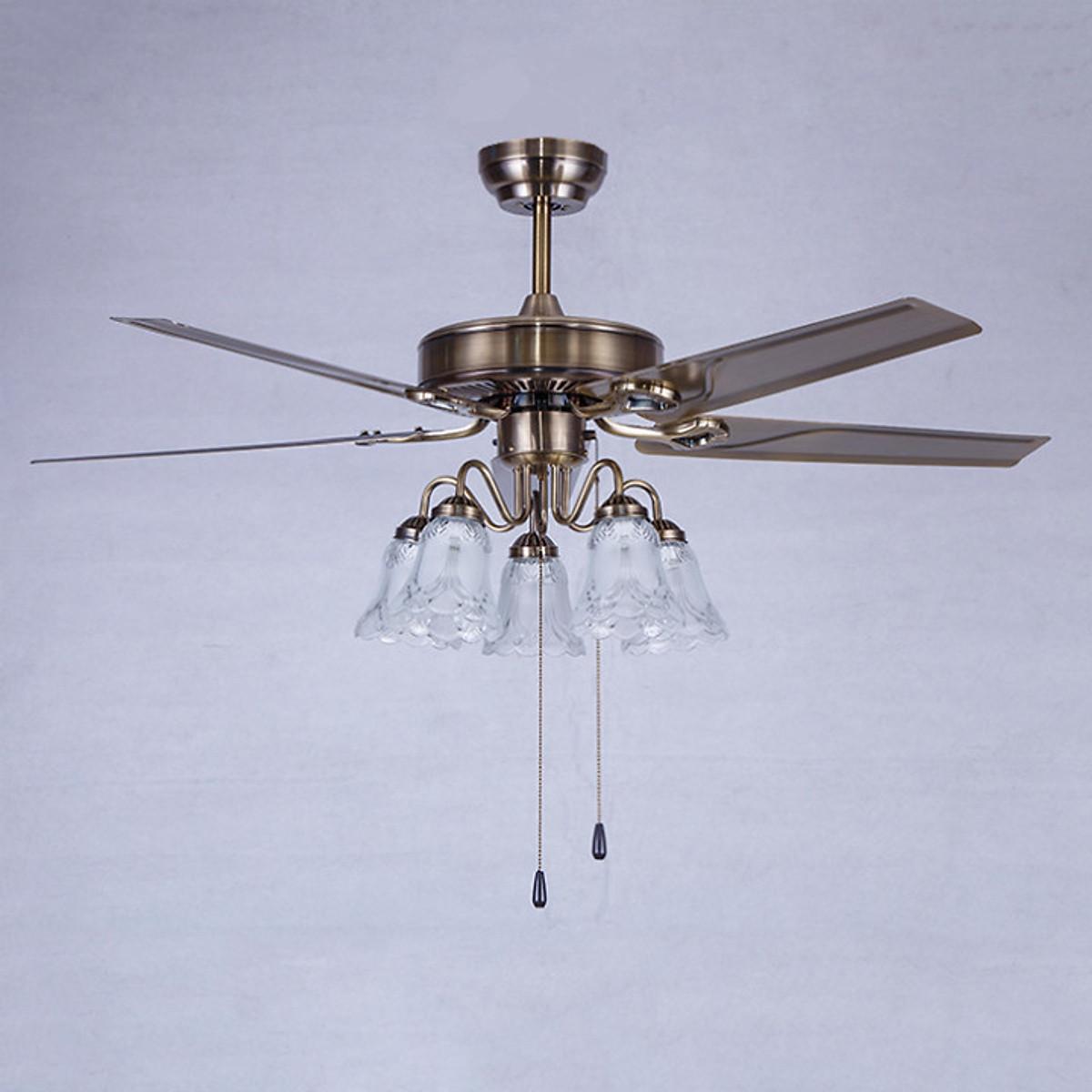 Quạt đèn trần phòng khách TOP191 - 2