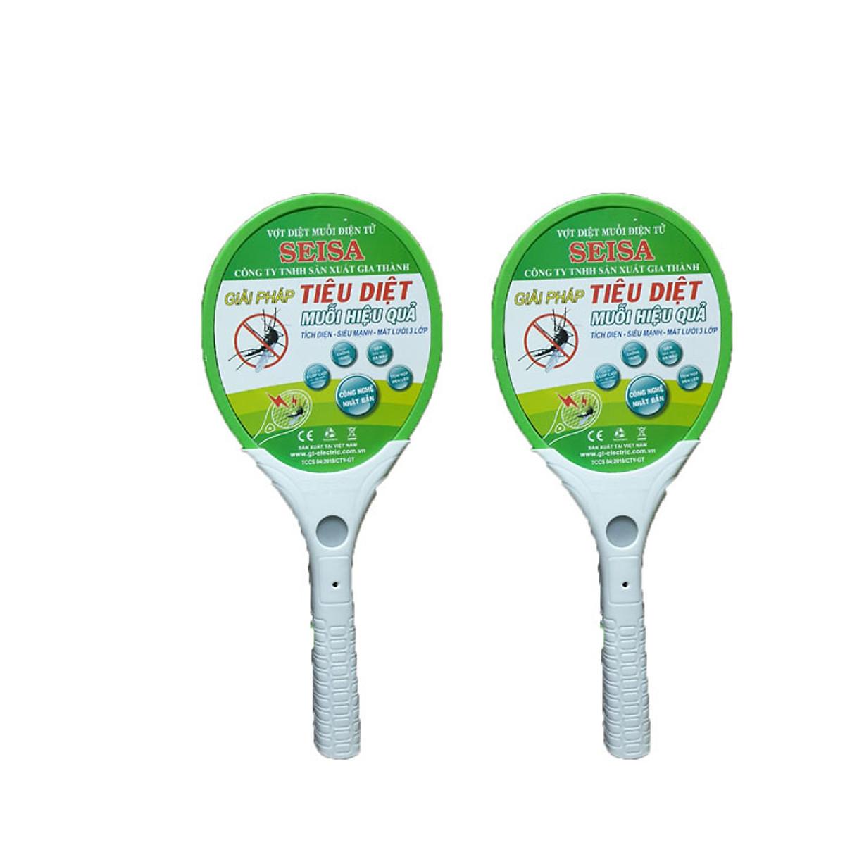 Vợt bắt muỗi cao cấp chống giật | Tiki.vn