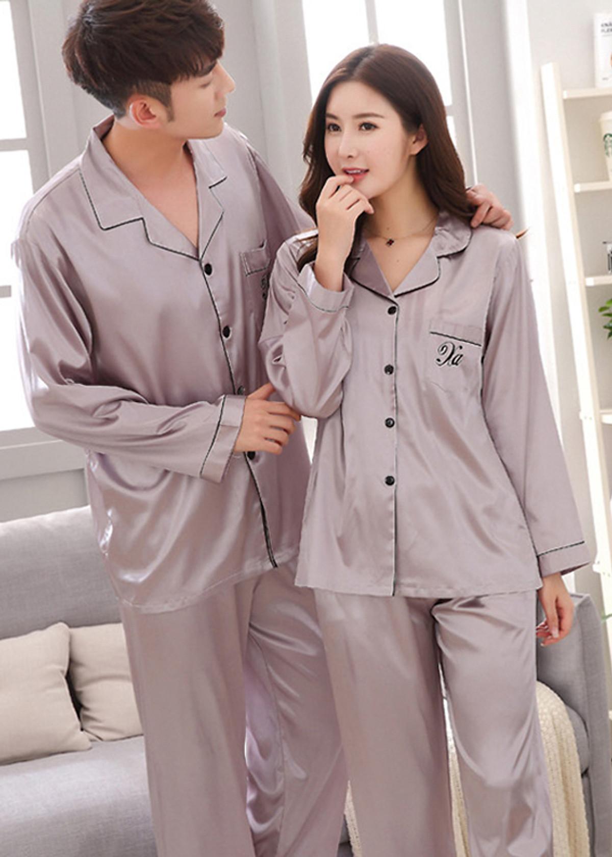 Đồ bộ mặc nhà Nữ chất liệu mềm mại sang chảnh-206 53