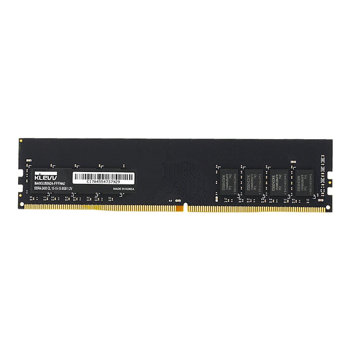 Hình đại diện sản phẩm RAM Máy Tính KLEVV DDR4 2400 8GB