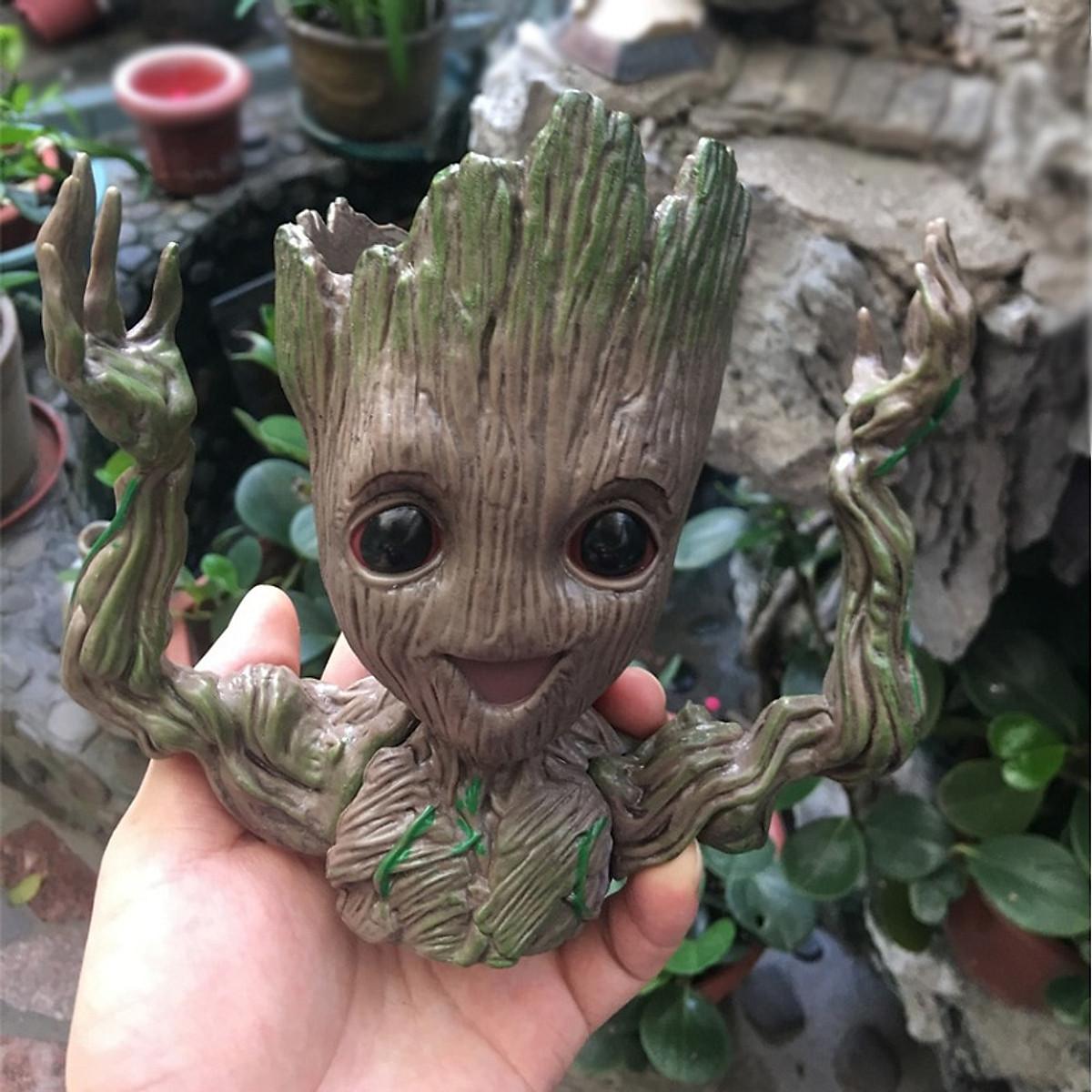 Ống Cắm Bút Groot Vui Vẻ - 5