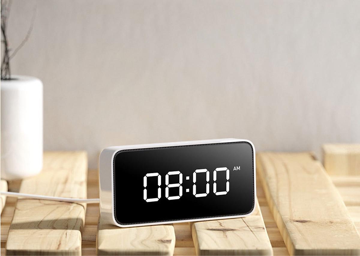 Đồng hồ báo thức thông minh Xiaomi Mijia Xiaoai - 4
