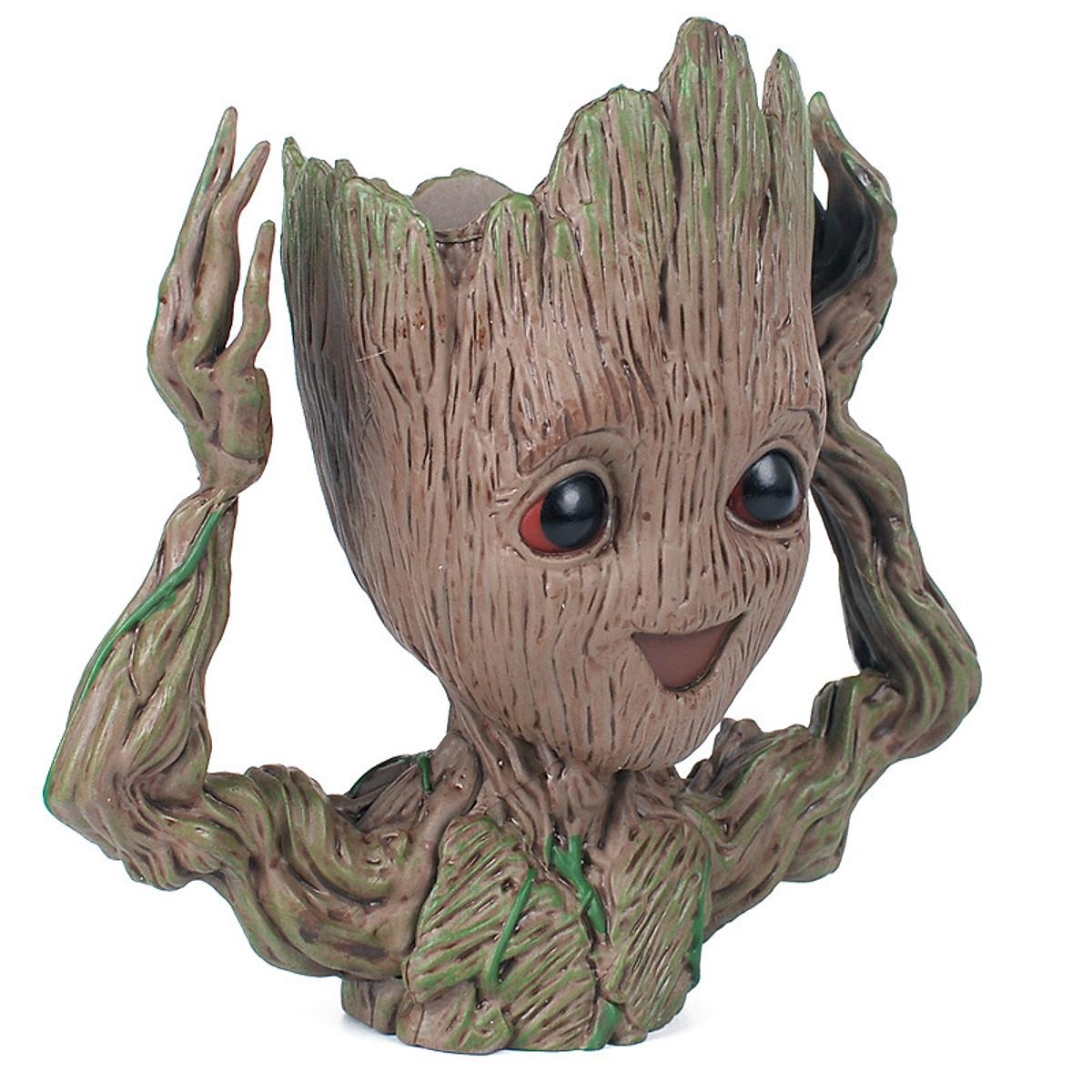 Ống Cắm Bút Groot Vui Vẻ - 1
