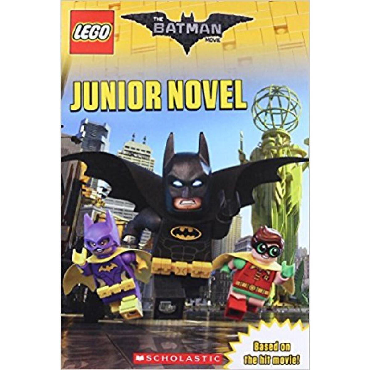 Hình đại diện sản phẩm Lego Batman Movie: The Junior Novel (Movie Tie-In)