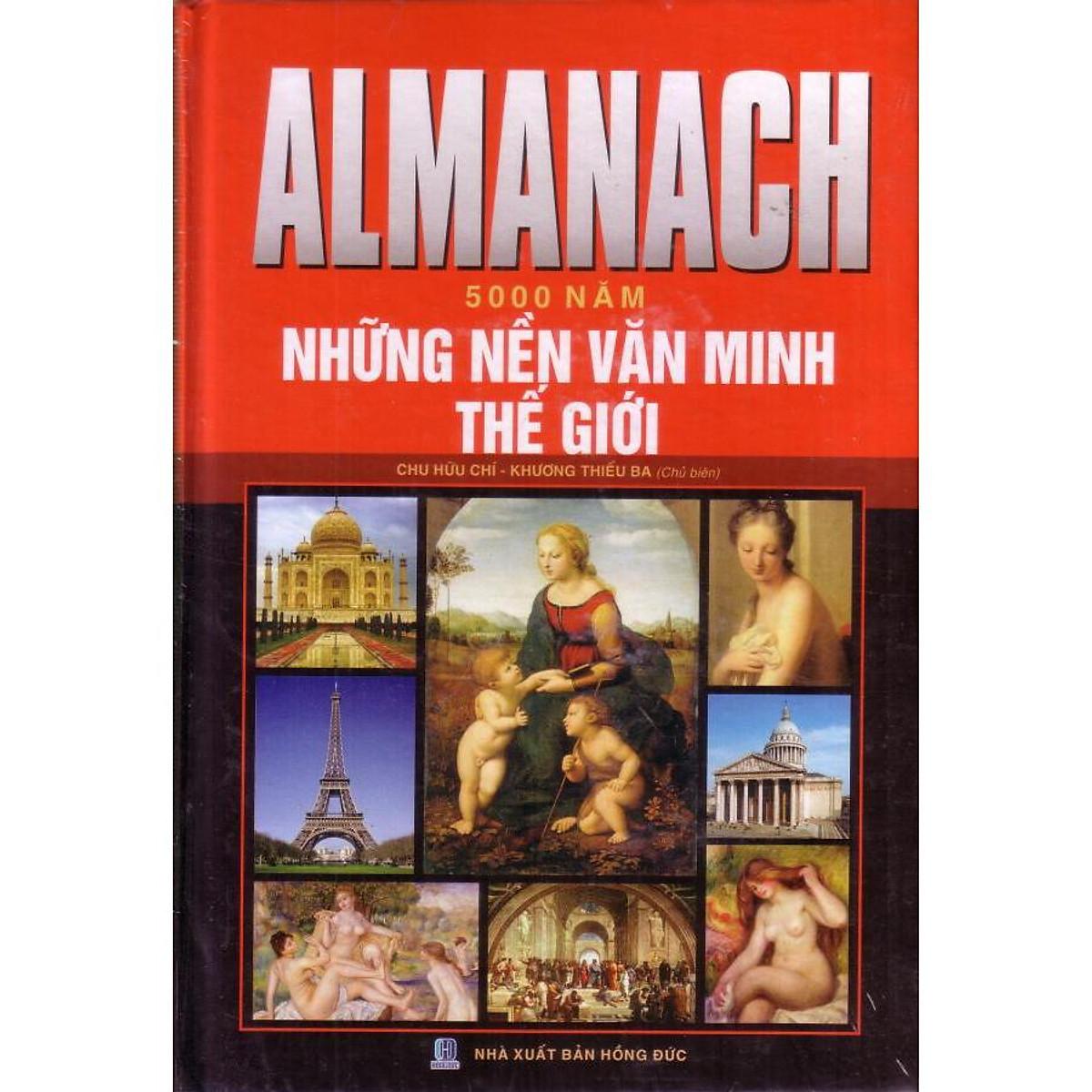 Almanach 5000 năm những nền văn minh thế giới