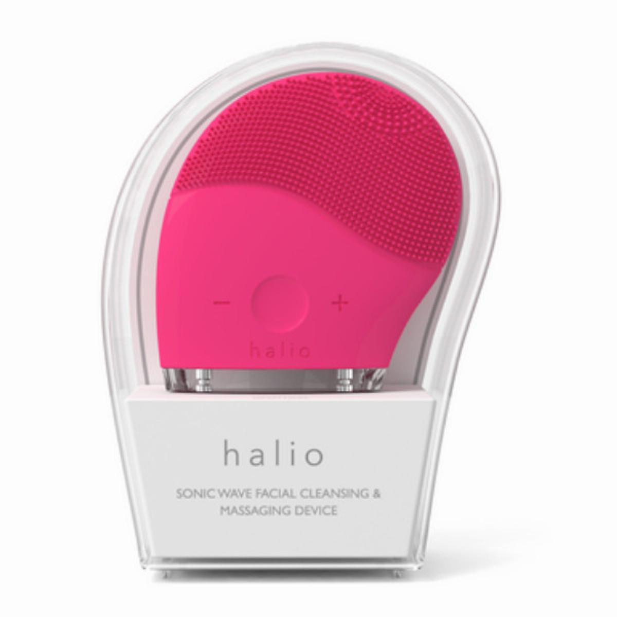 Máy Rửa Mặt Và Mát Xa Da Mặt Halio Facial Cleansing & Massaging Device |  Tiki