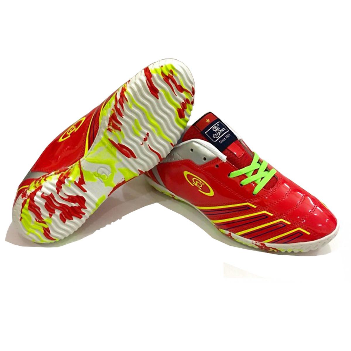 Giày Đá Bóng FutSal Đỏ