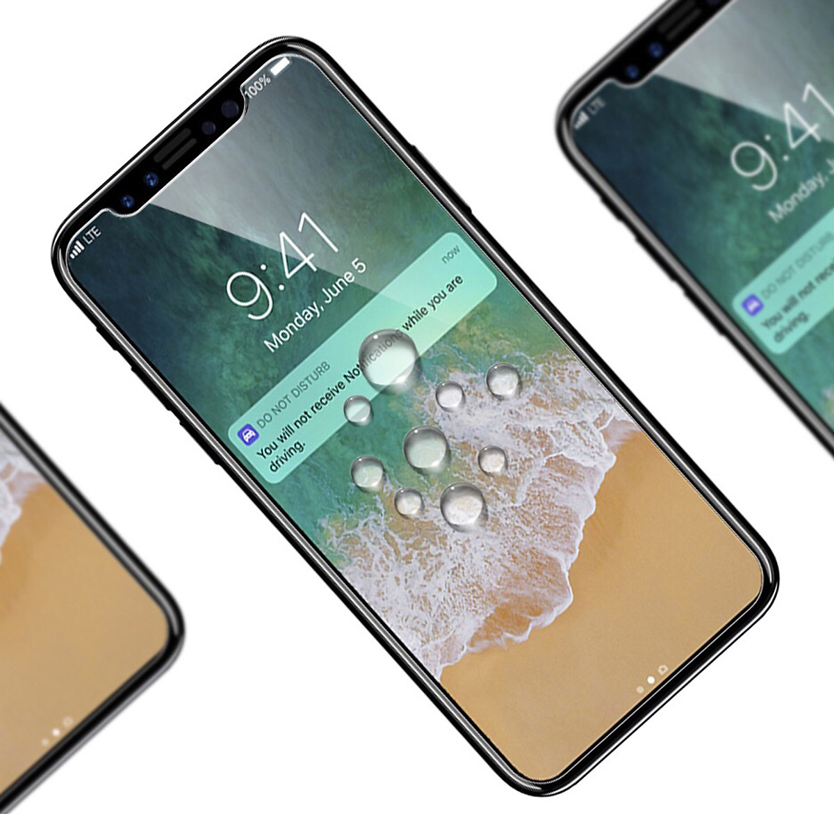 Kính Cường Lực iPhone X/ Xs Remax REMAXIPX-CLEAR (Trong Suốt)
