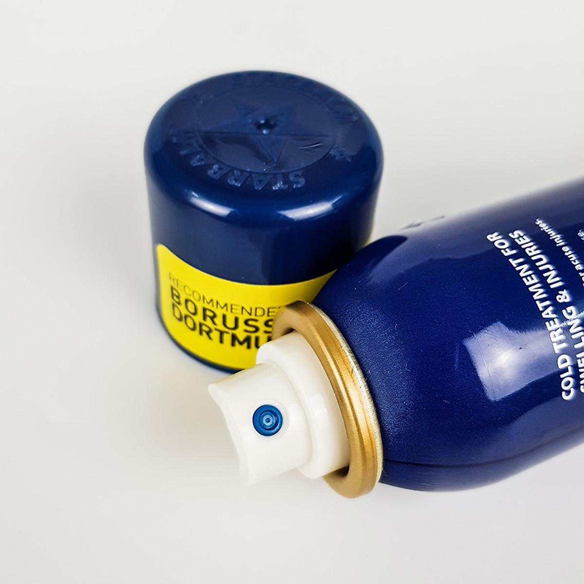 Chai xịt lạnh giảm đau sau chấn thương STARBALM SCS150