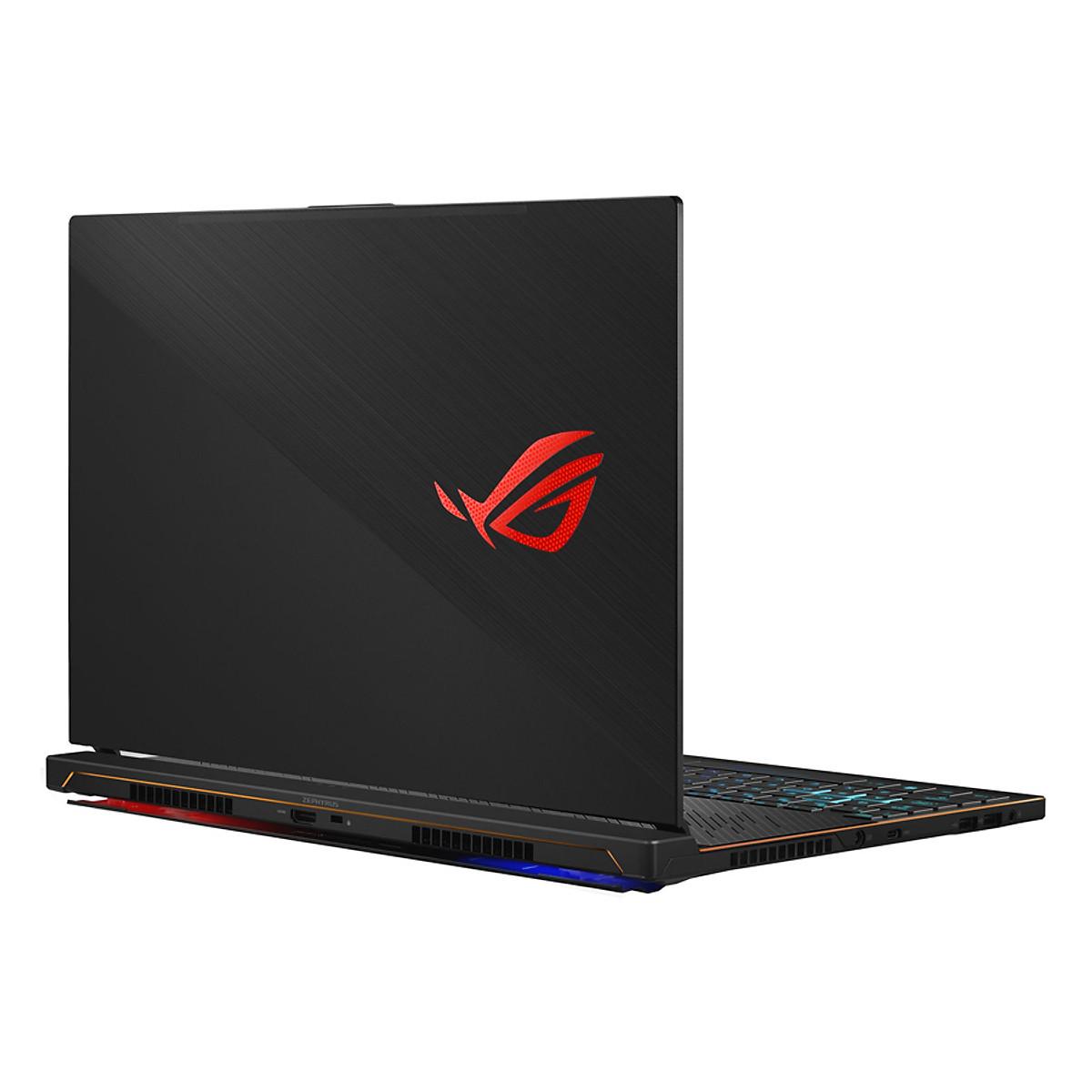 Laptop Asus ROG Zephyrus S GX531GM-ES004T, Giá tháng 9/2020