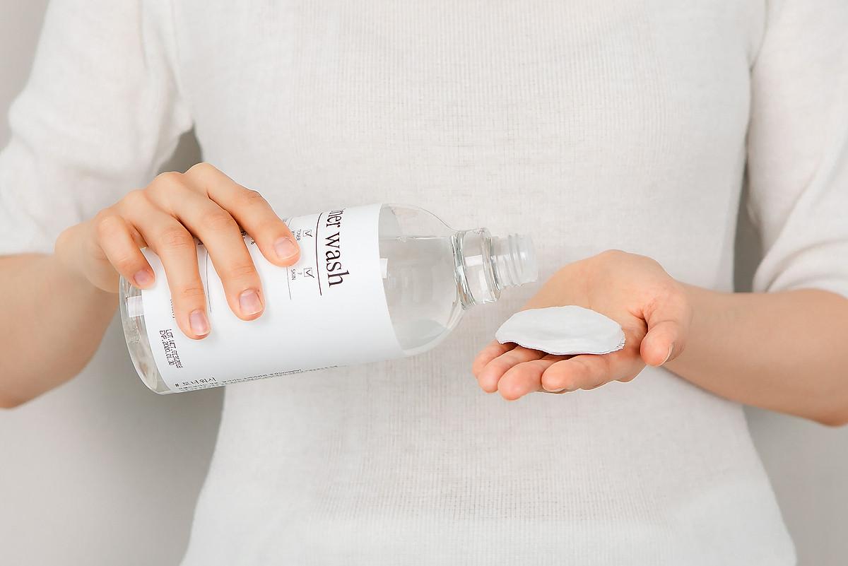 Nước hoa hồng dưỡng ẩm làm sạch Cellbn Toner Wash Hàn Quốc 500ml | Tiki