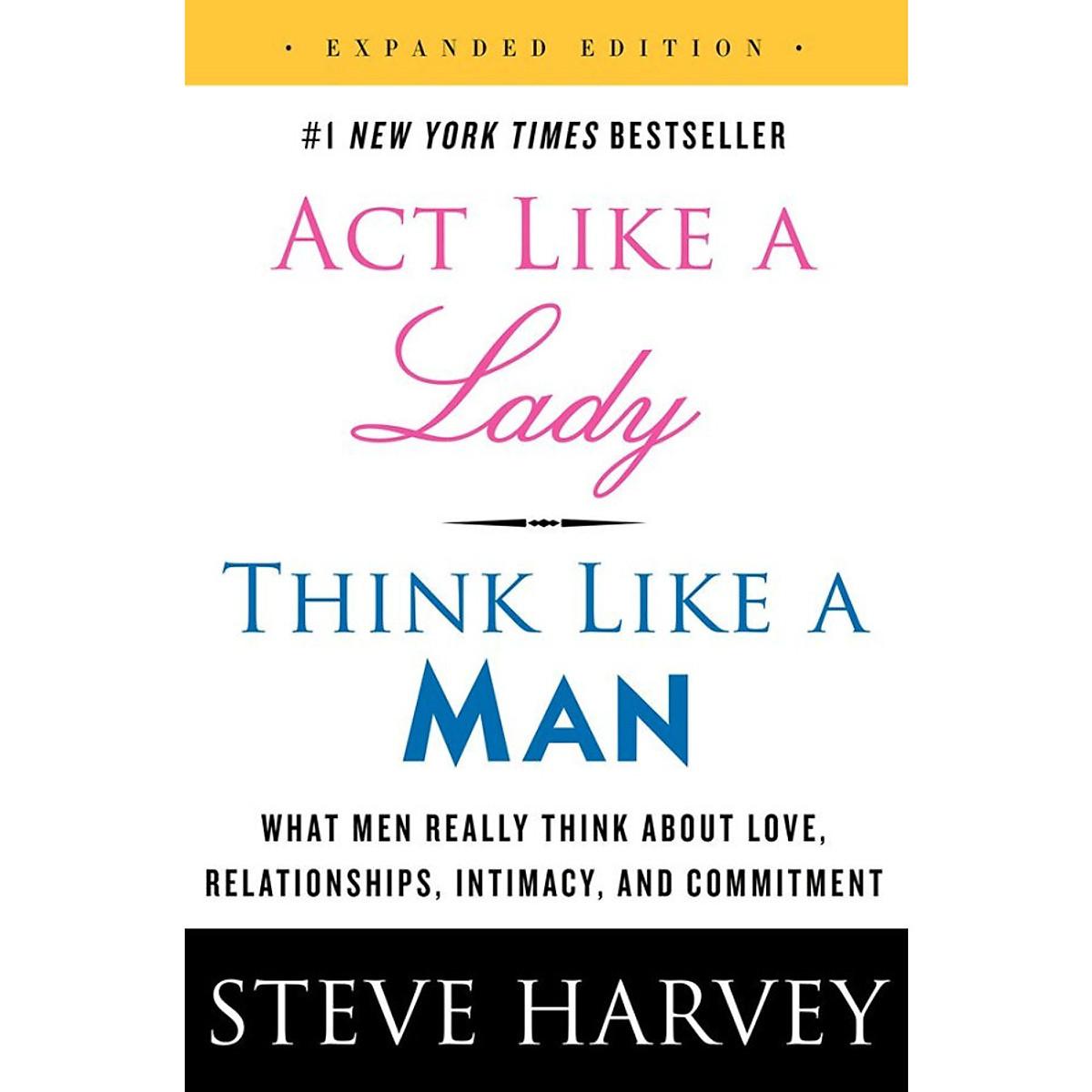 Hình đại diện sản phẩm Act Like a Lady Think Like a Man Expanded Edit