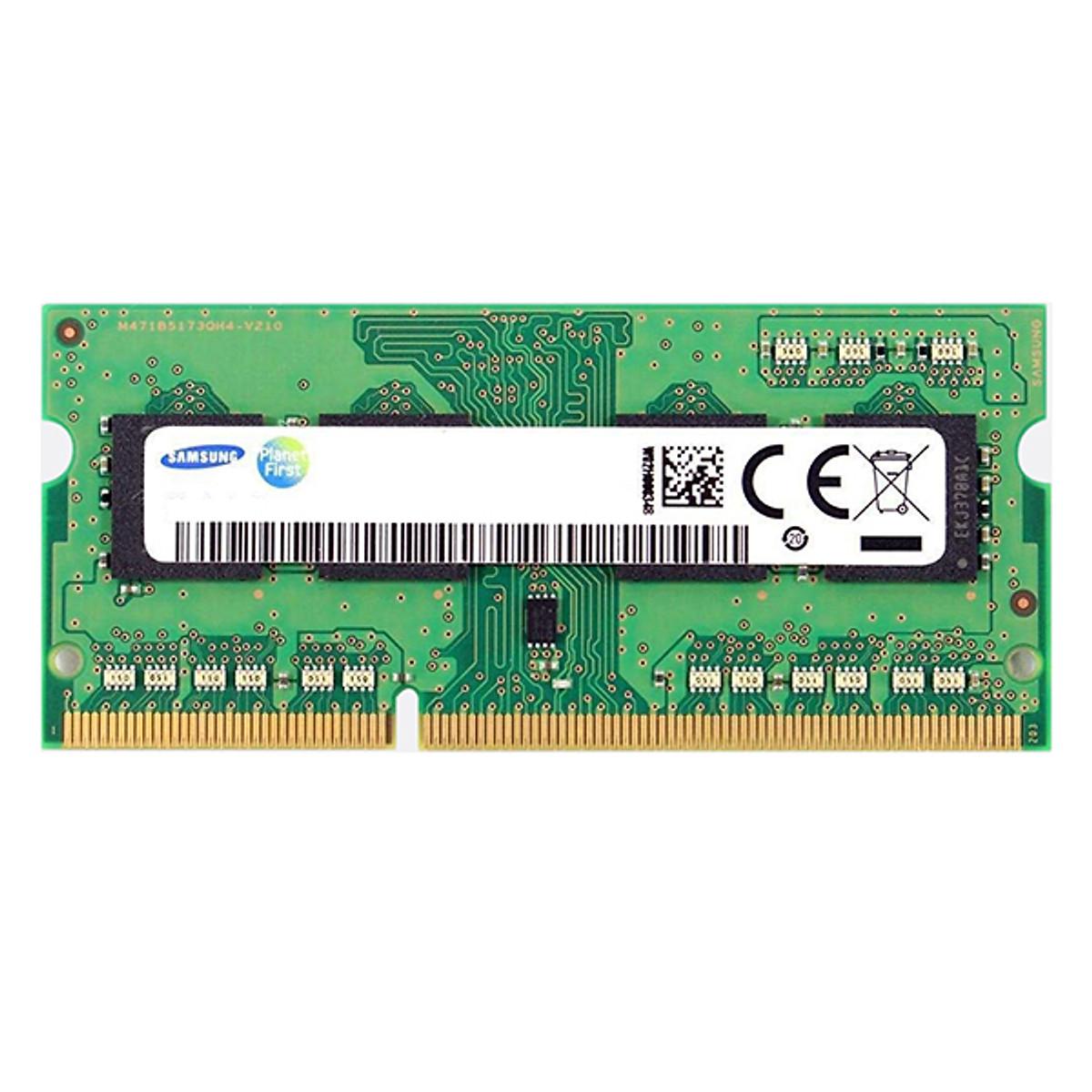 Hình đại diện sản phẩm RAM Laptop Samsung 8GB DDR3L bus 1600 - Hàng Nhập Khẩu