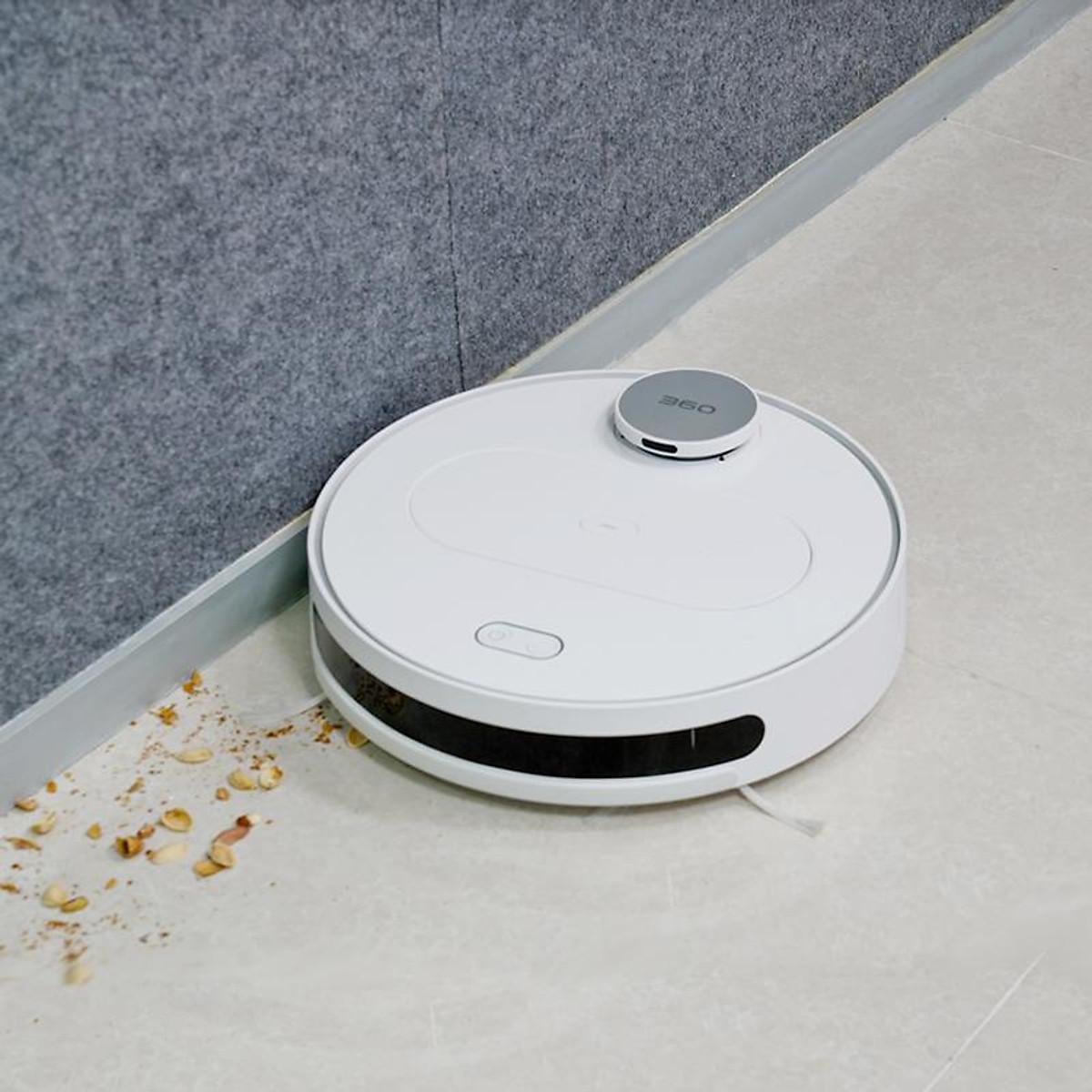 Robot hút bụi lau nhà Qihoo 360 S6 - Hàng chính hãng