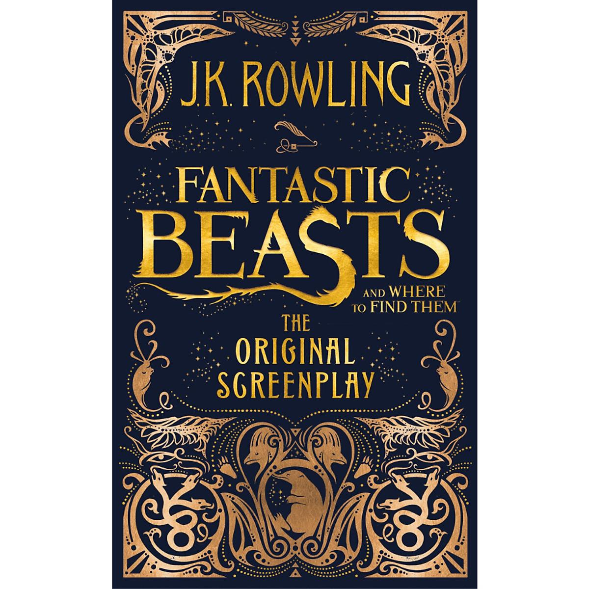 Hình đại diện sản phẩm Fantastic Beasts and Where to Find Them: The Original Screenplay