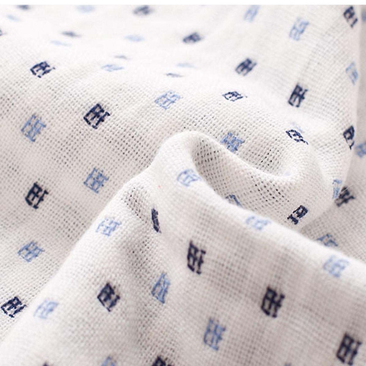Khăn tắm trung siêu thắm nước bên long,bên vải cotton 34x74cm 100g - 138 - 5