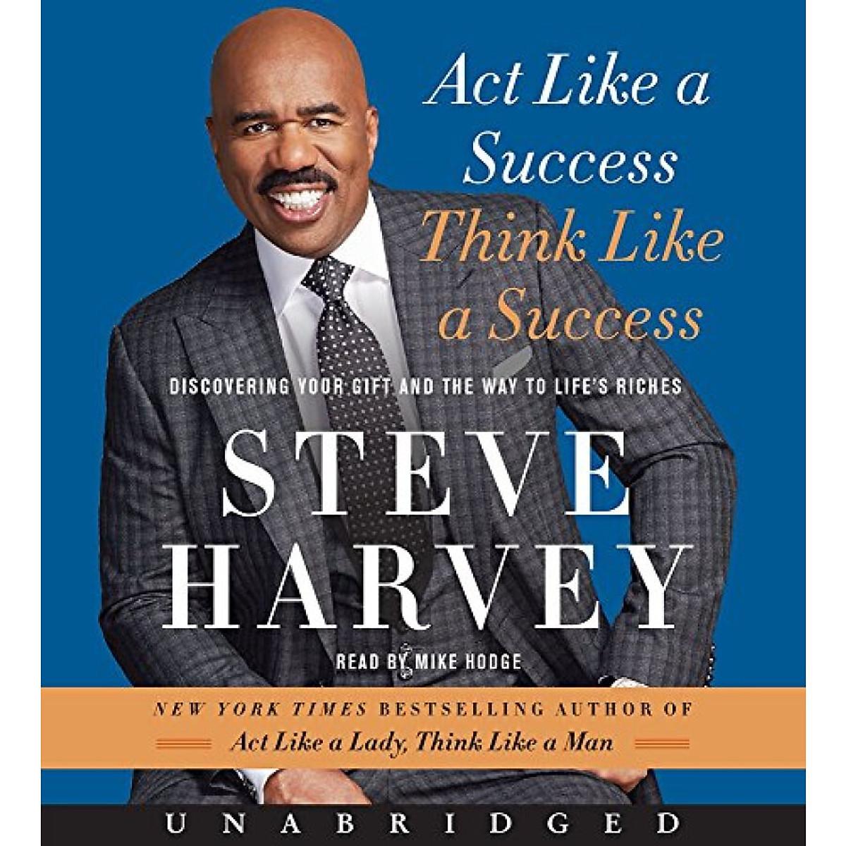 Hình đại diện sản phẩm Act Like a Success Think Like a Success CD Dis