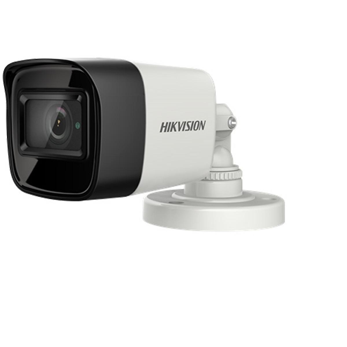Camera HD-TVI Trụ Hồng Ngoại 2MP Chống Ngược Sáng HIKVISION DS-2CE16D3T-ITPF - Hàng chính hãng