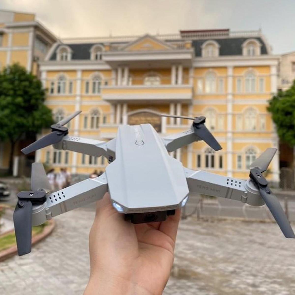 Flycam mini Pro 4K, gấp gọn truyền ảnh trực tiếp về điện thoại - Hàng chính  hãng   Thế Giới Gaming
