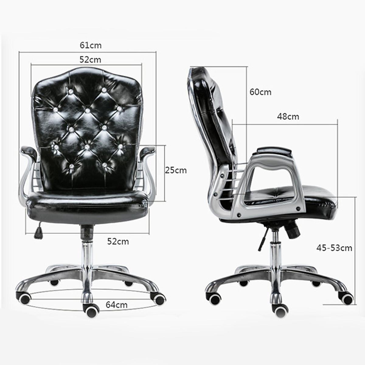 Ghế văn phòng kiểu dáng hiện đại Màu ngẫu nhiên 14